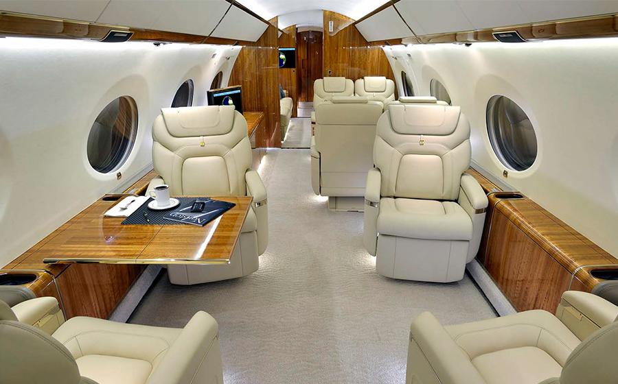 La Vie De Luxe Aircraft Detail